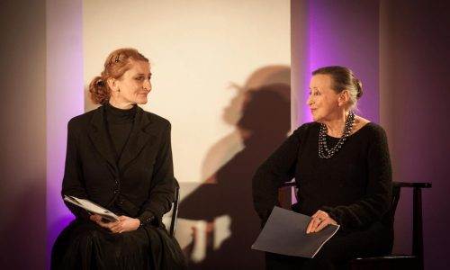 Anna Bojarska i Irena Jun