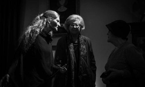 Anna Bojarska i prof Anna kuligowska Korzeniewska